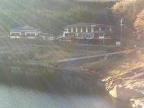 桟温泉全景