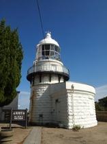 島根半島の美保関灯台