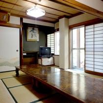 *【朝食会場】朝食はお部屋又はこちらの個室にてご用意致します。