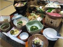 料理例(旅籠プラン)