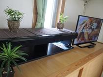 【ゆくりなリゾート】40型液晶TVビエラ&サラウンドスピーカー