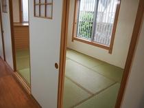 【ゆくりなリゾート】和室・ふすま