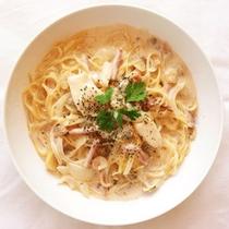 【料理】特製 シーフードスパゲッティ