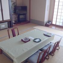*【客室例】和室15畳。広々としたお部屋だからファミリー・グループにおすすめ。