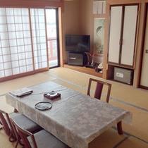 *【客室例】和室15畳。広々とした畳のお部屋、ごゆっくりとお寛ぎ頂けます。