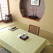 *【客室例】和室10畳。畳のお部屋で手足を伸ばしての〜んびり!