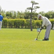 *【グラウンドゴルフ】子供から大人まで楽しめるスポーツです♪
