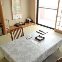 *【客室例】和室8畳。カップル・ご夫婦におすすめの和室タイプ。