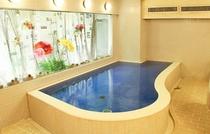 《館内1F》熱湯風呂