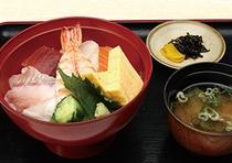 《館内1F》レストランメニュー海鮮丼定食