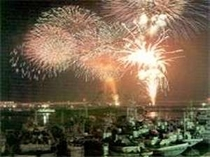 焼津の花火大会
