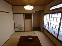 6畳和室ツイン(バス・トイレ共用)