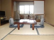 7.5畳のお部屋の一例。