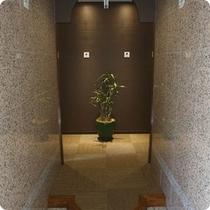 大浴場 入口