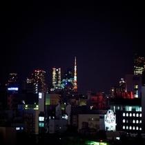 夜景③【スーパーホテル新宿歌舞伎町】