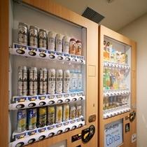 自動販売機②【スーパーホテル新宿歌舞伎町】