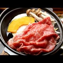 国産和牛肉陶板焼き
