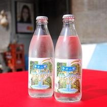 【養老サイダー】日本3名水の『養老の水』を使用。