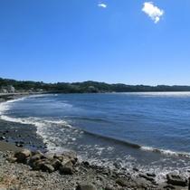 湯河原海水浴場『吉浜』 海水浴、サーフィンの人気スポット