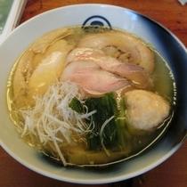 ラーメン通をも唸らす『らぁ麺屋 飯田商店』