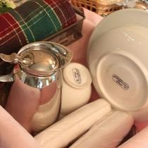 お部屋でピクニック気分を楽しめる朝食