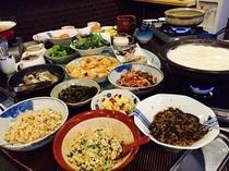 大根の葉の佃煮・嬉野名物 温泉湯豆腐☆