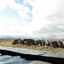 *【温泉/露天風呂】露天風呂からの絶景をお楽しみください。