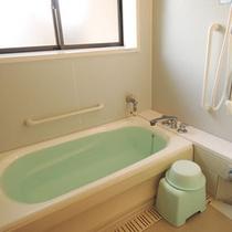 *お部屋でも天然温泉を楽しむことができます♪