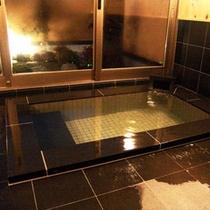 【ゆぽっぽ家族湯】貸切風呂/1号室