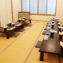 【宴会場】個室
