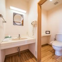 *【洗面台】お部屋にも洗面台がございます。