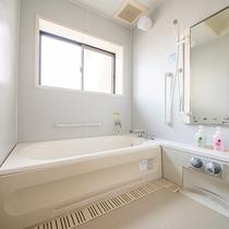 *【お風呂】お部屋でも天然温泉を楽しむことができます♪