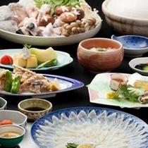 ふく会席料理「静」Shizukaイメージ