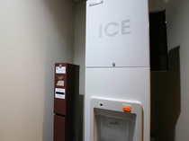 【製氷機】各階にご用意しております