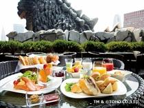 【朝食☆8階ボンジュール】豊富なサンドウィッチブッフェスタイル