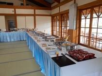 Buffet Lunch2