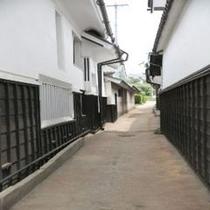 北国街道 海野宿