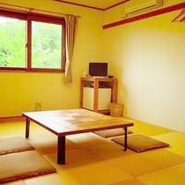 *【客室例】畳のお部屋もございます!手足を伸ばしての~んびり♪
