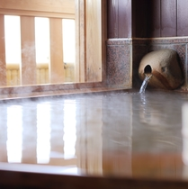 別館鶴の居 客室風呂