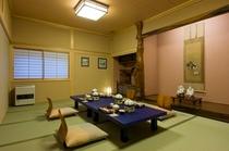 夕食用の個室