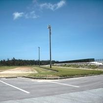 *運動公園/サークル活動やスポーツに!隣はビーチなので海水浴も楽しめます。(車で約5分)