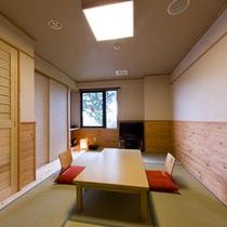 【禁煙】 ◆7畳間+内湯◆【客室一例/3Fほおじろ】