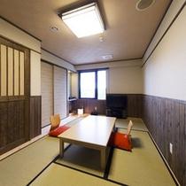 【禁煙】 ◆7畳間+内湯◆【客室一例/3Fおおるり】