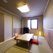 【禁煙】 ◆7畳間+内湯◆【客室一例/3Fやまがら】