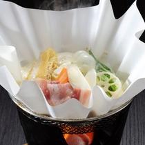 *つくりたての美味しさを大切に。一品一品食べごろの 温度でお運びします。