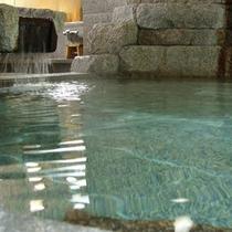 *【大浴場】地下200mと比較的浅い源泉のため新鮮なお湯をお楽しみいただけます