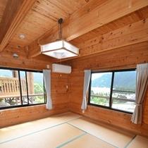 *1階和室(広々8畳間の和室もございます♪)