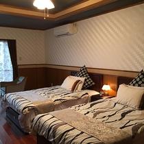 *きりん/《ベッドルーム》3室あるベッドルームは寝具にもこだわりが♪