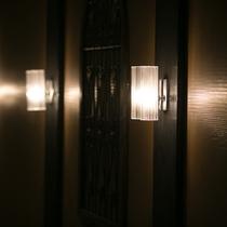 【館内照明】