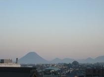 讃岐平野 廊下から見た景色